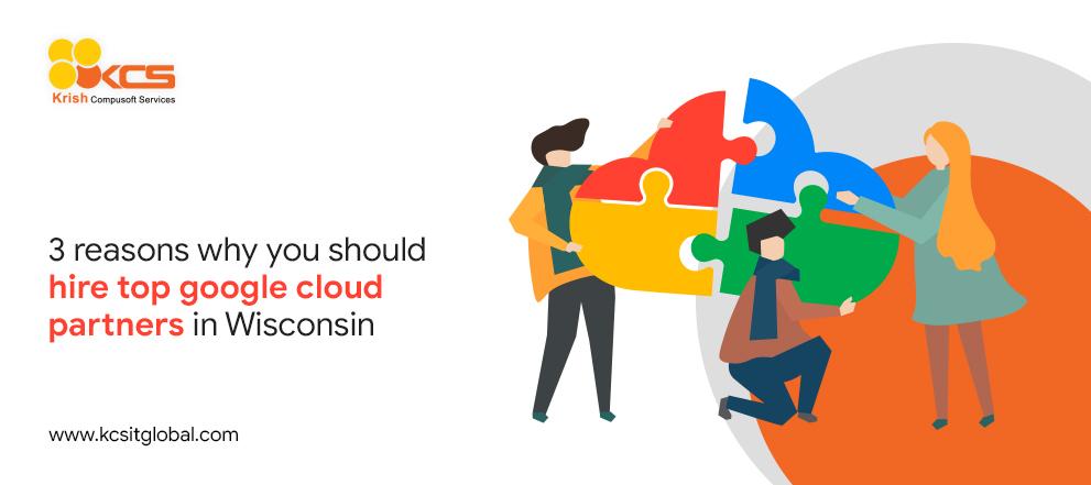 Google cloud partners in Milwaukee
