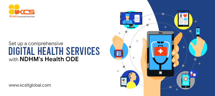 Set up Digital Health Services with NDHM's Health ODE