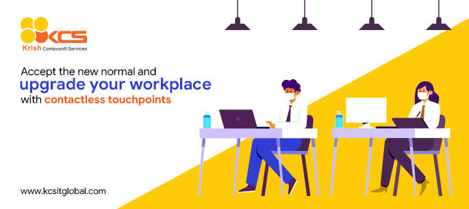 touchless workplace