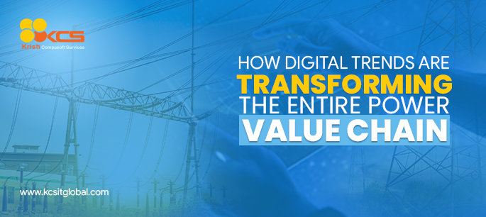 energy and utilities industry digital transformation