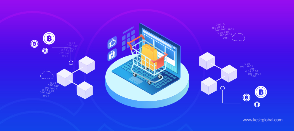 blockchain solution for the e-commerce industry