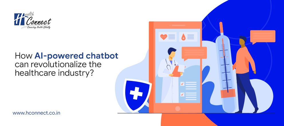 AI-enabled chatbot in digitizing healthcare sector