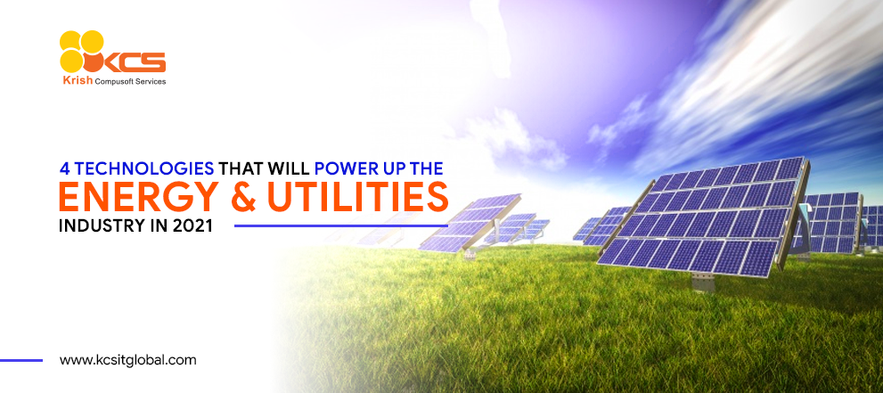 Trends Powering the Energy & Utilities Industry