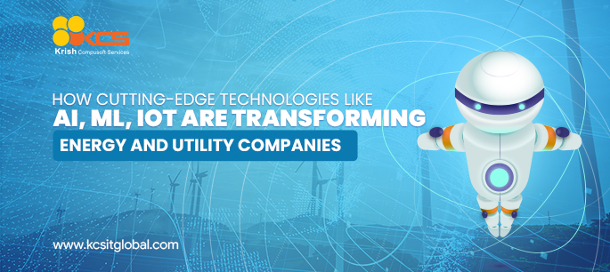 transforming the energy industry with AI