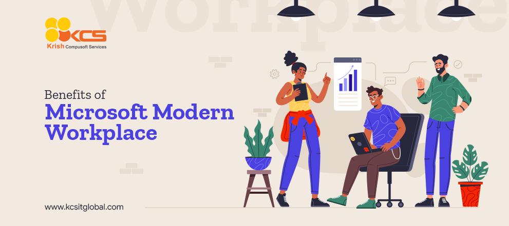 A Modern Workplace with Microsoft