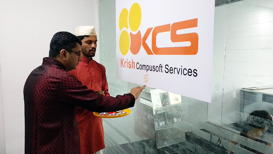 Team KCS embraced new location in Pune, Maharashtra