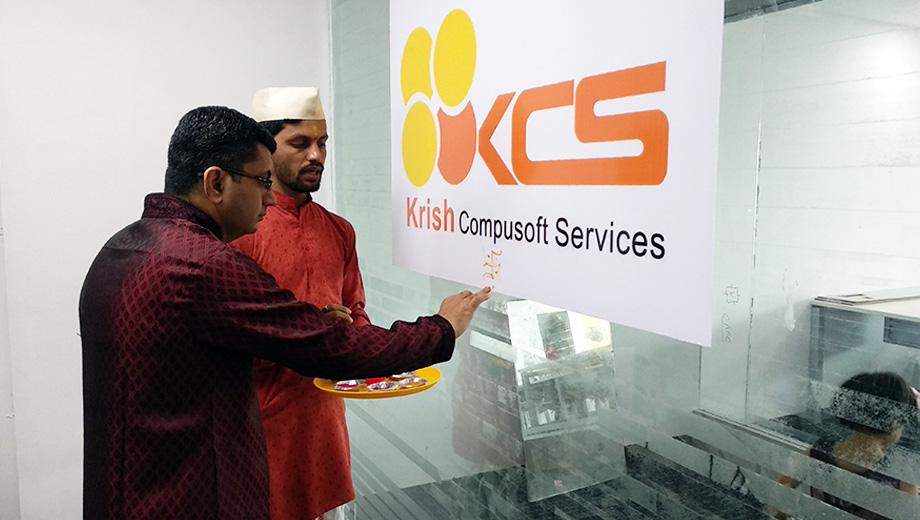 Team KCS embraced new location in Pune, Maharashtra