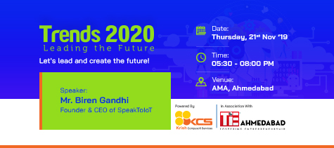 Trends 2020 - Leading the Future