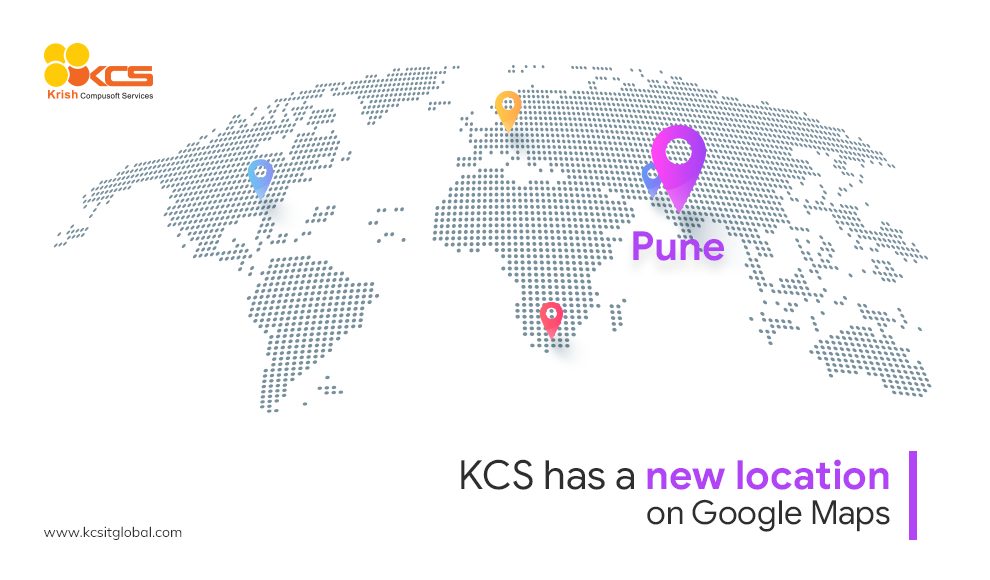 KCS has a new location on Google Maps