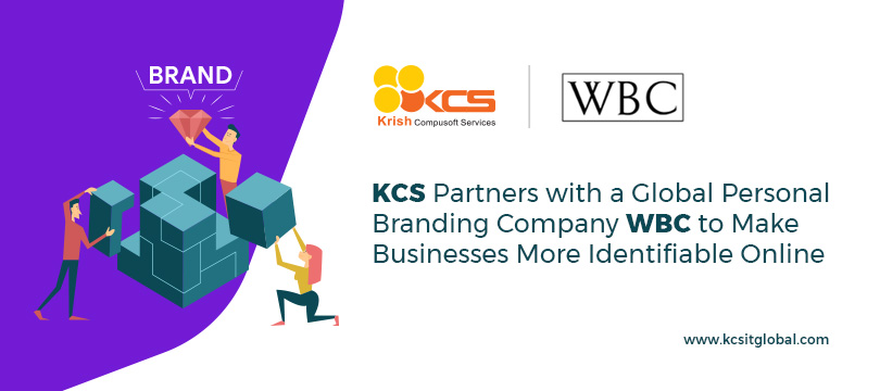KCS Partners with a Global Personal Branding Company WBC to Make Businesses More Identifiable Online